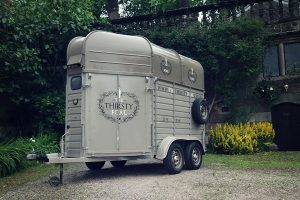The Thirsty Foal Mobile Bar